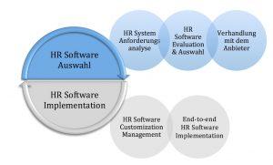 HR Software Consuling - Das Angebot